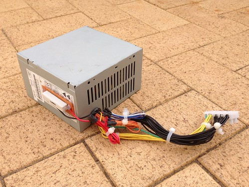 Converted Power Supply
