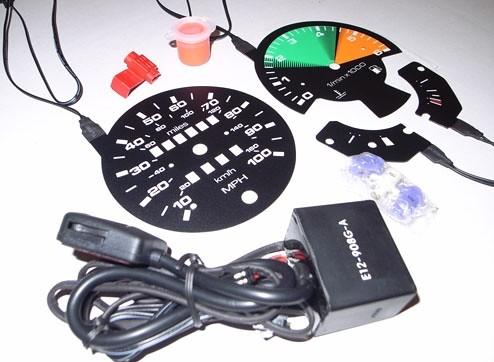 T3 Plasma Gauge Kit Contents