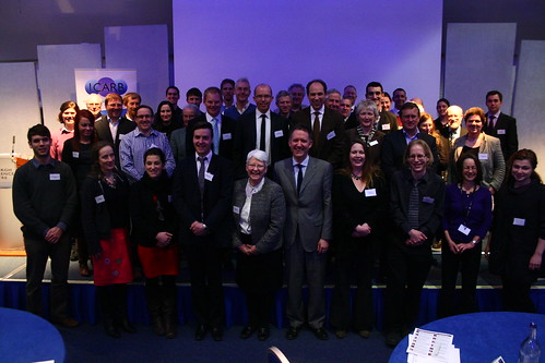 Conference photo for Carbon Accounting 2013