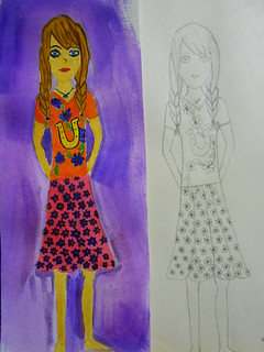 Watercolor Girl 14Mar13 (2)