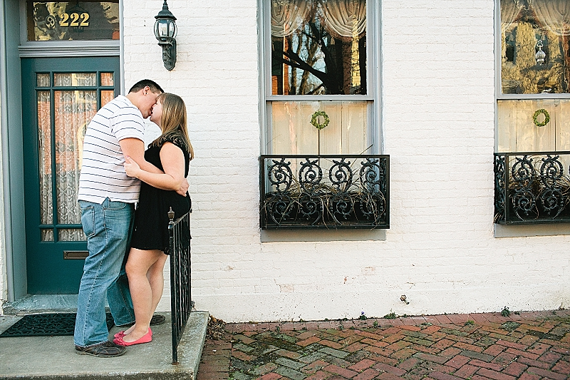 jess + fordan frederick, md engagement photography