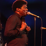 Fri, 15/03/2013 - 3:39am - Charles Bradley at the WFUV Public Radio Rocks Day Stage, SXSW. 3-15-2013. Photo by Gus Philippas