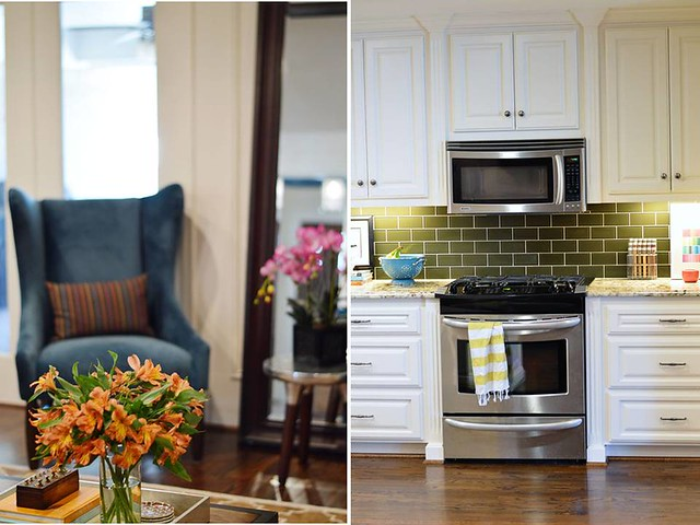 detail den & kitchen