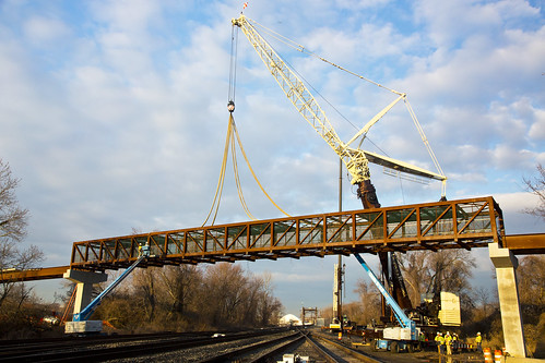 FRP Bridge - Construction Update