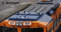 CNJ 1071 Cab Roof