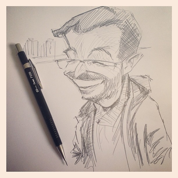 Jordi Evole sketch. Salvados