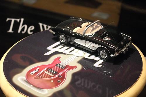Corvette Guitar