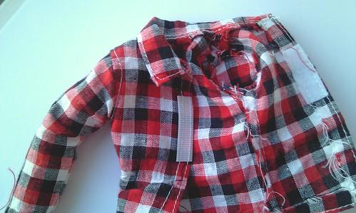 Shirt, details