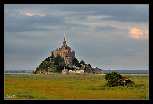 Mont St. Michel... by ZbigD