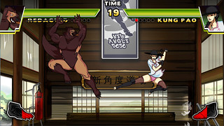 Divekick on PS3