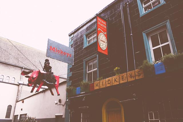 Mickey Martin's