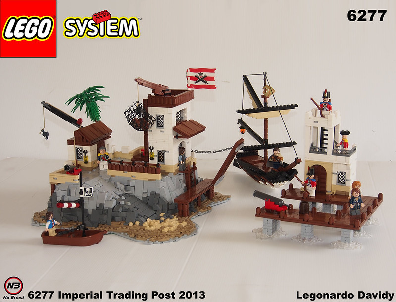 Trading post system