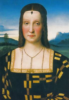 エリザベッタ・ゴンザーガの肖像