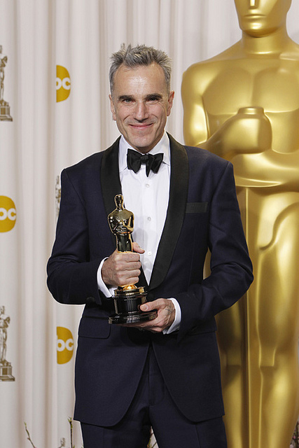 Daniel Day-Lewis won Best Actor at the 85th Academy Awards