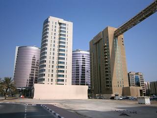 Marriott Executive Apartments & Almeraikhi Tower & Al Salemiyah Tower