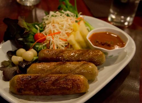 Thai's Sausage : ChokChai Steakhouse โชคชัยสเต็คเฮาส์