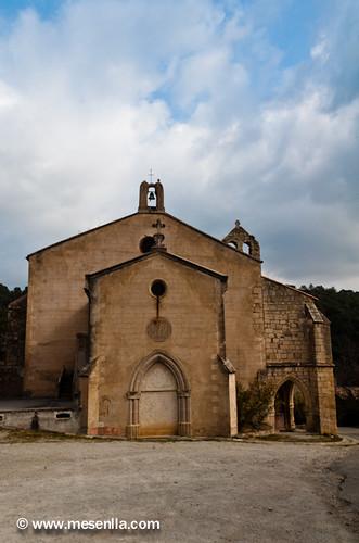 Iglesia cerca de Minervois