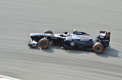 Valtteri Bottas - Williams F1 - 2013 FORMULA 1 PETRONAS MALAYSIA GRAND PRIX