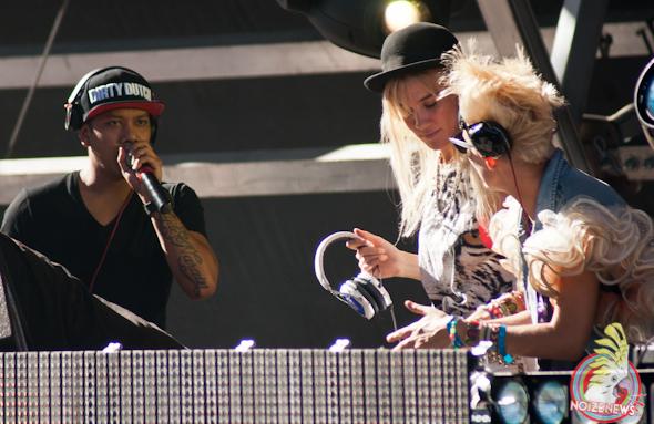 Nervo & Chuckie @ Ultra Music Fest 2013
