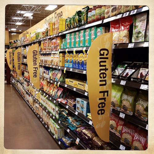 The Gluten Free Aisle