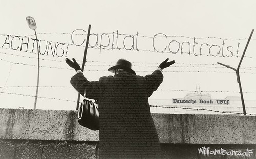 CAPITAL CONTROLS by Colonel Flick/WilliamBanzai7