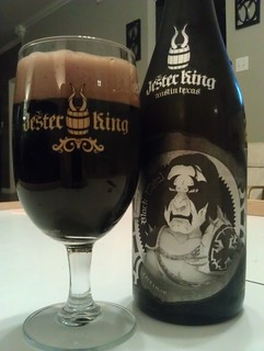 Jester King Black Metal Beer