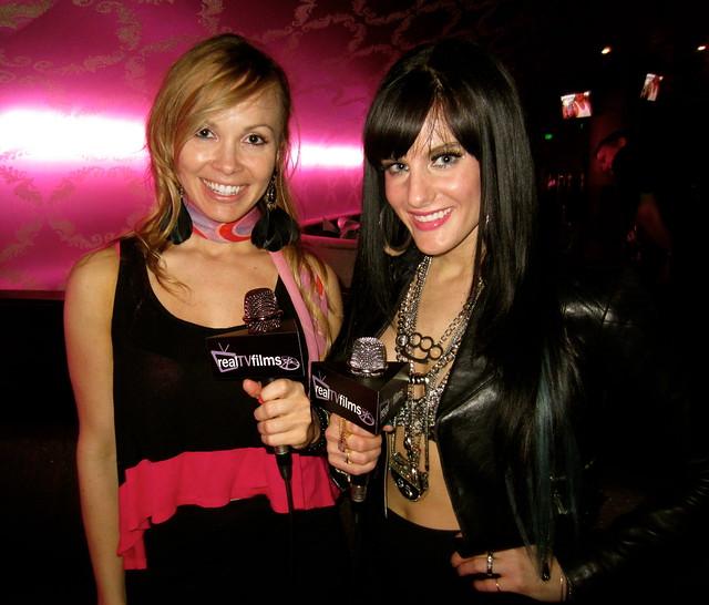 Christina Martin, Justina, Justina Music, Vans Warped Tour Kick-Off Party 2012