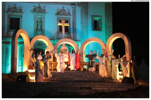 Cenas da Paixão - Semana Santa 2013