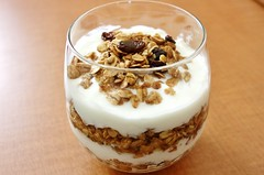 Oatmeal Cookie Granola (GF)