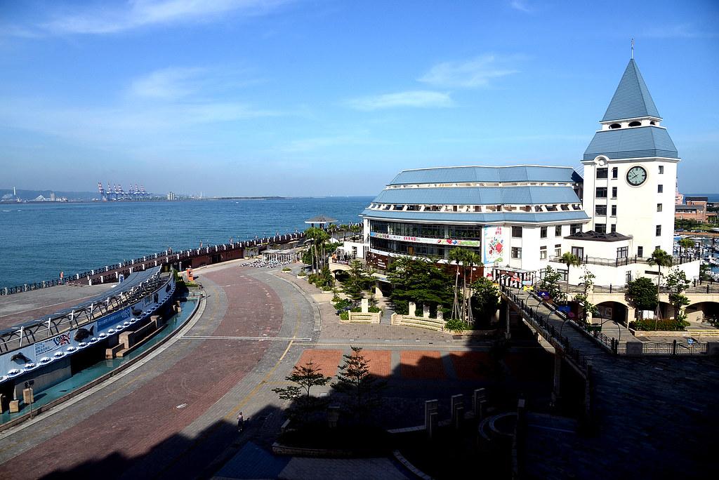 福容大飯店漁人碼頭 海景豪華客房