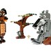 LEGO - 1 The Ukranian folk tale of Sirko the Dog and the Drunken Wolf by flambo14