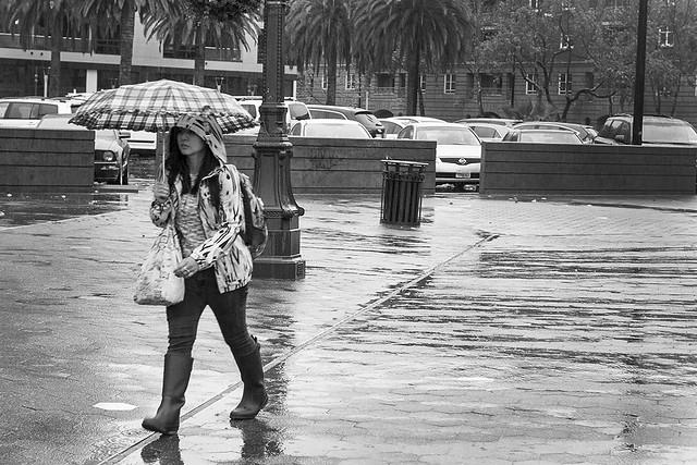 When it still rained in California II