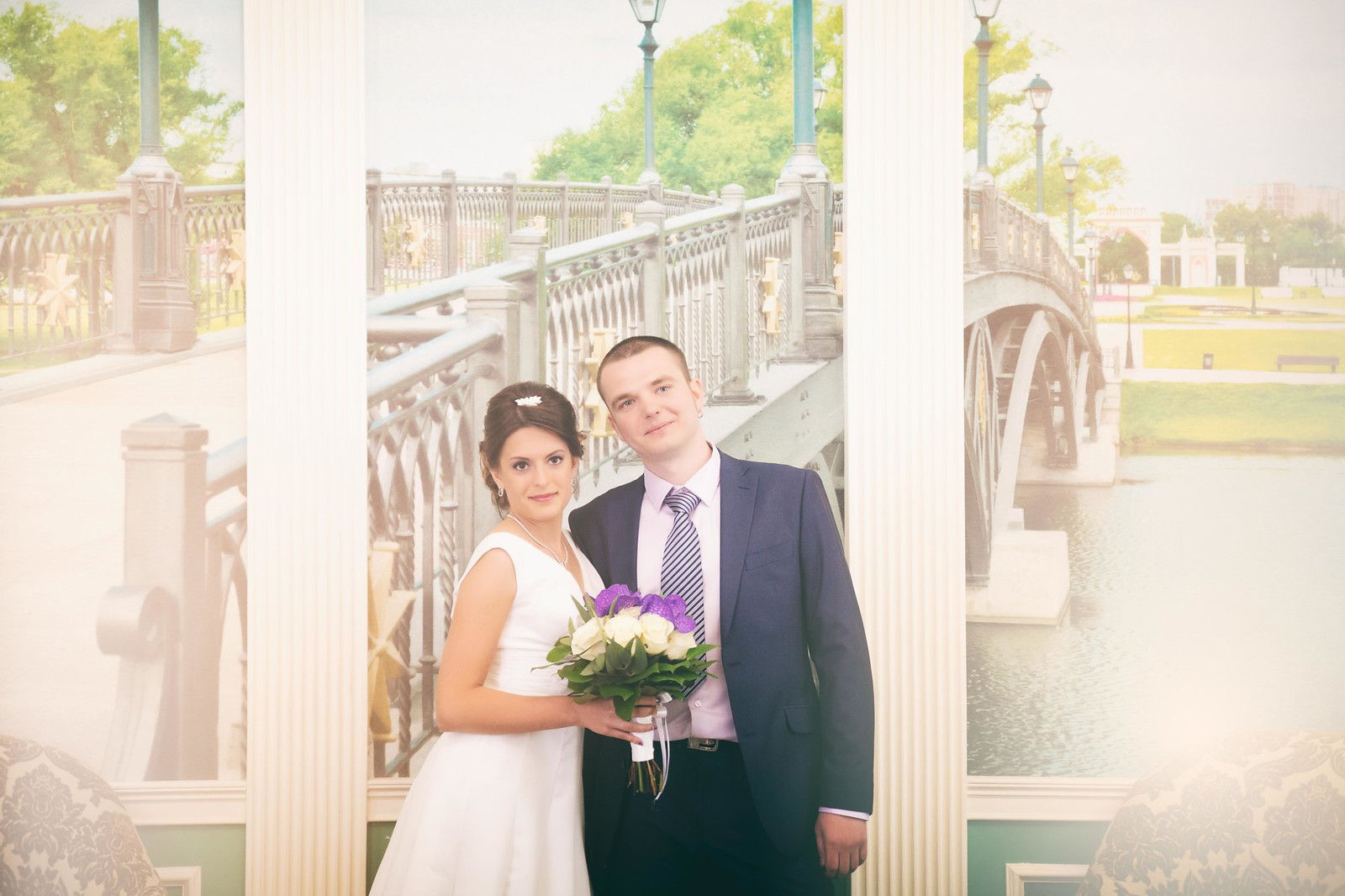 Olesya and Nicholas Wedding