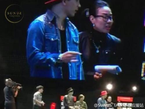 Tae Yang - V.I.P GATHERING in Harbin - 21mar2015 - SUNANDUS - 05