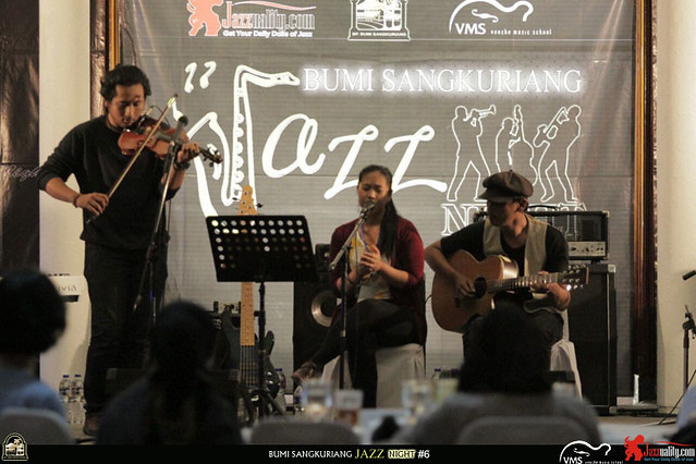 Bumi Sangkuriang Jazz Night 6 - Jane and BO (1)