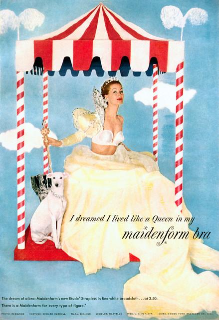 I dreamed etc 1953