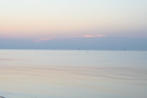 Horizon of Blue