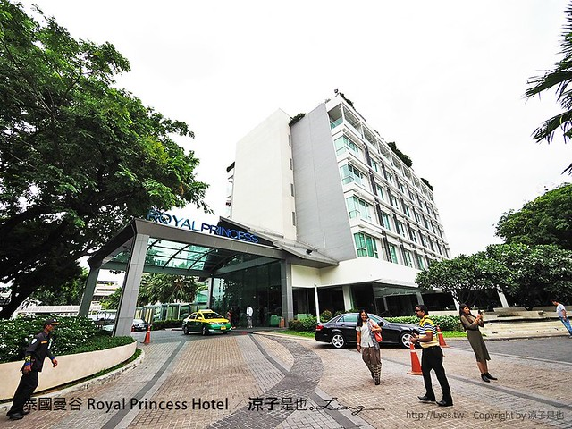泰國曼谷 Royal Princess Hotel 22