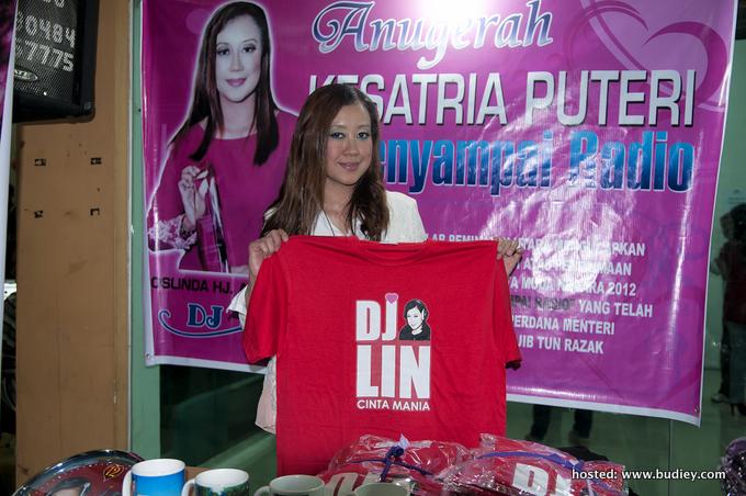Sekitar Sambutan Hari Jadi DJ Lin di Penang