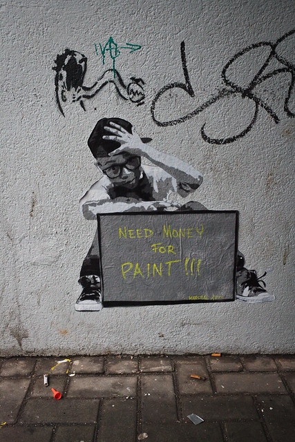 Marshal Arts Streetart