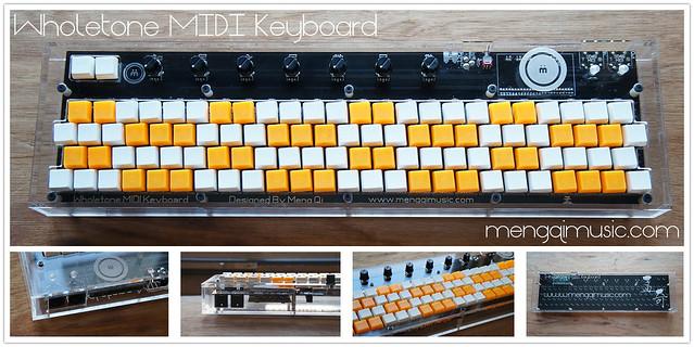 Isomorphic Keyboard Music Midi Keyboard Isomorphic