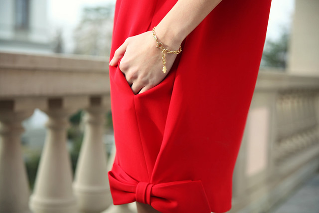 Look of the Day.238: Red Valentino