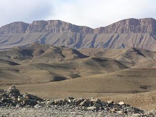 Paisaje del Atlas Medio (Marruecos)
