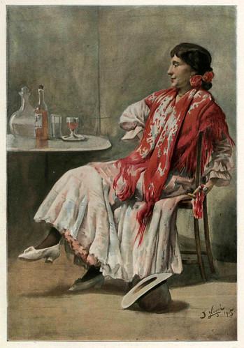 012-Apunte del natural-J. Nogueé Massó- Album Salon enero 1905- Hemeroteca digital de la Biblioteca Nacional de España