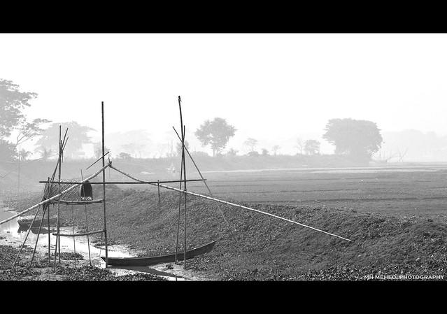 আমার অতি পরিচিত গ্রাম বাংলা..