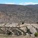 Campos de siembra - Agricultural fields; San Miguel Piedras, Distrito de Nochixtlán, Región Mixteca, Oaxaca, Mexico por Lon&Queta