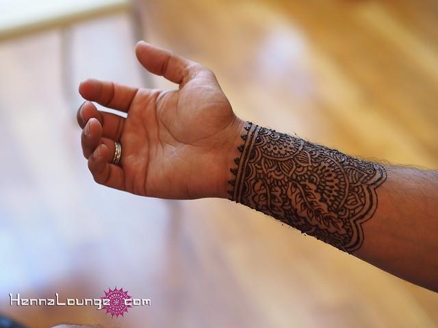 Wrist Cuff Lace Mandala Mehndi: 8374678686_2dc3a2427e_z.jpg