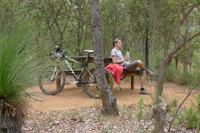 Kalamunda Circuit ride and rest
