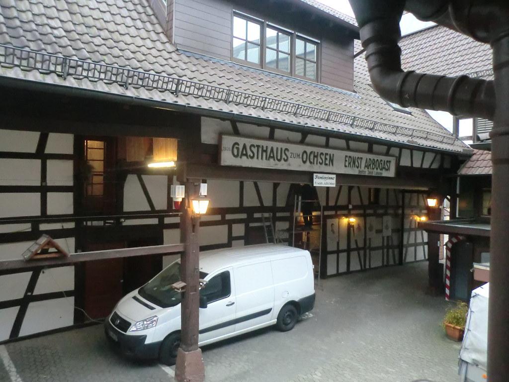 Hotel Landgasthof Schwanen Kork Baden