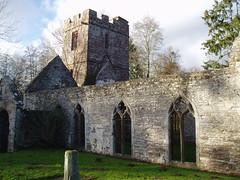 Ruined Church, Llanwarne